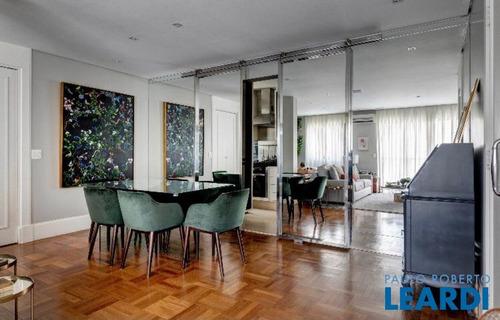 Imagem 1 de 15 de Apartamento - Real Parque  - Sp - 644066