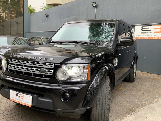 Land Rover Discovery 4 Se 3.0 Tdv6