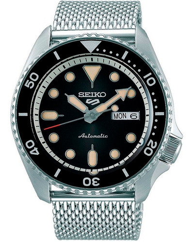 Relógio Seiko Masculino Automático Srpd73b1 P1sx