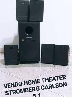 Home Theater 5.1 Stromberg Carlson Htg 901