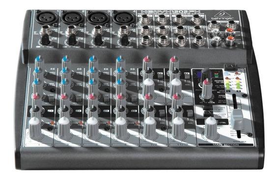 Mixer Xenyx 110v 1202 Fx Behringer Nfe
