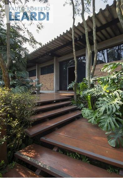 Casa Térrea Cidade Jardim - São Paulo - Ref: 574377