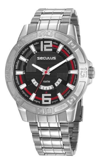 Relógio Seculus Original Modelo 28997g0svna2
