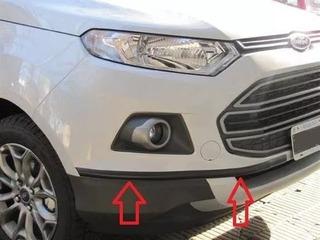 Ford Ecosport 2015 Protectores De Paragolpes Rapinese Xxt