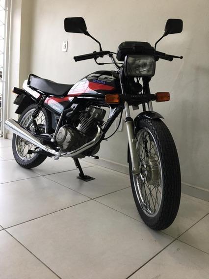 Cg 125 Titan 1994 Preto Cod:.1011