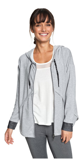 Roxy Campera Canguro Fitness Stormy Lovers (sgrh)