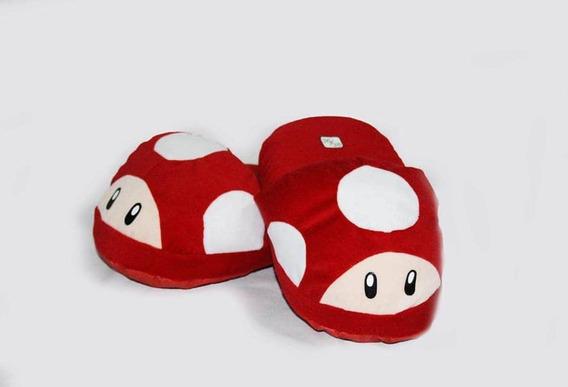 Pantuflas Mario, Super Calentitas