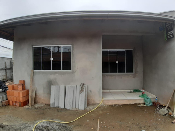 Casa Em Paranaguamirim, Joinville/sc De 55m² 2 Quartos Para Locação R$ 900,00/mes - Ca277132