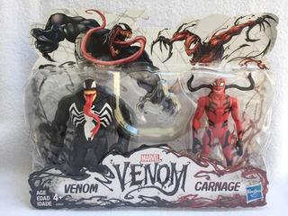 My Princess: Figura De Venom Y Carnage