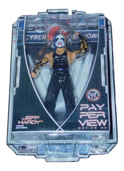 Wwe Cyber Sunday Jeff Hardy Pay Per View