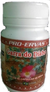 Kit 2 Garra Do Diabo,t\120 Caps ,500mg, Pro-ervas