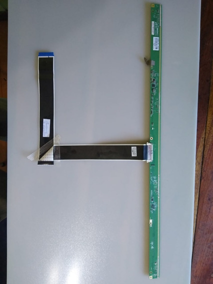Placa V-con V320bj6-q01 Rev.c1 Tv Panasonic Tc-32d400b