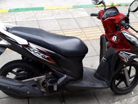 Honda Click 125 Negra