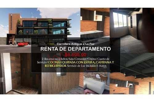 ¡renta De Departamentos En Pachuca!
