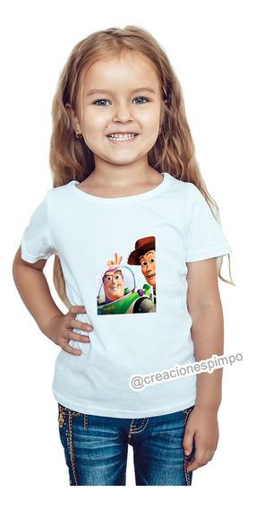 Camiseta Niña Mickey Mouse Moda Lifestyle Poliester Cpr16