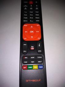Controle Remoto Para Receptor Freesat V7 Hd