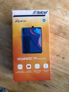 Cel Huawei Y9 Prime Nuevo En Caja, Envio X Cta Comprador