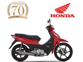 Honda Biz 125 Full Y Disco 0km Avant Motos