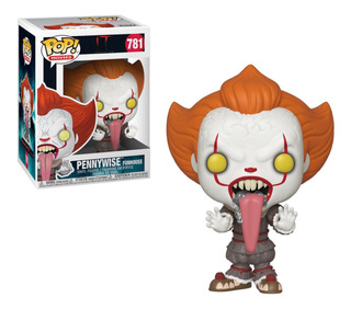 Funko Pop! Movies #781 It 2 Pennywise Funhouse Nortoys
