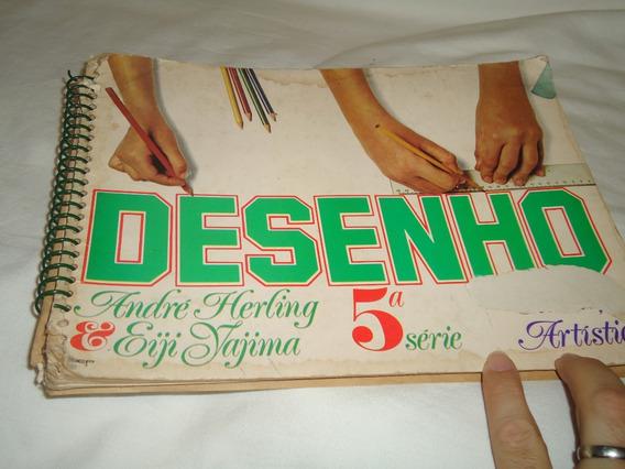 Desenho Educaçao Artistica 5º Andre Herling Eiji Najima
