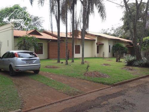 Imagem 1 de 30 de Chácara Com 4 Dormitórios À Venda, 2000 M² - Parque São Sebastião - Ribeirão Preto/sp - Ch0040