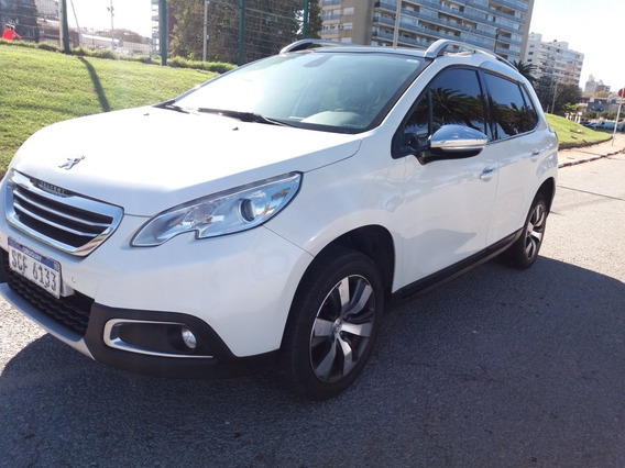Peugeot 2008 2017 1.6 Griffe