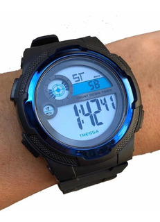 Reloj Tressa Tulum Digital Sumerg-hombre Cuotas! Casa Tagger