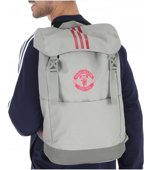 Mochila adidas Masculina Original Barata Manchester United