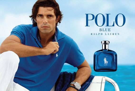 Perfume Polo Ralph Lauren Blue Eau De Toilette 40 Ml