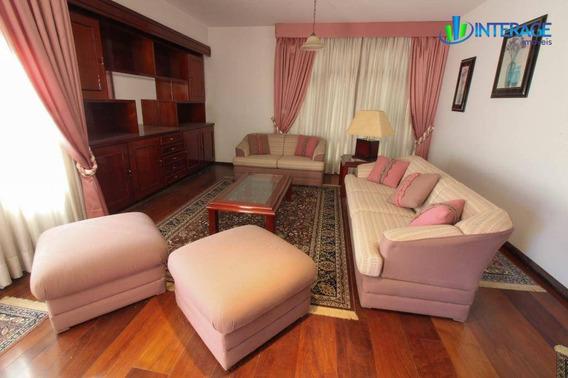 Casa Com 3 Dormitórios À Venda, 245 M² Por R$ 730.000 - Ahú - Curitiba/pr - Ca0120