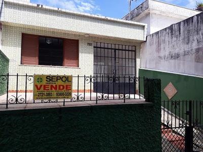 Casa Com 2 Dormitórios À Venda, 125 M² Por R$ 400.000 - Jardim Nove De Julho - São Paulo/sp - Ca0309