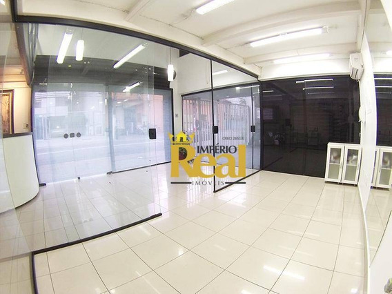 Loja Para Alugar, 85 M² Por R$ 4.500/mês - Lapa - São Paulo/sp - Lo0036