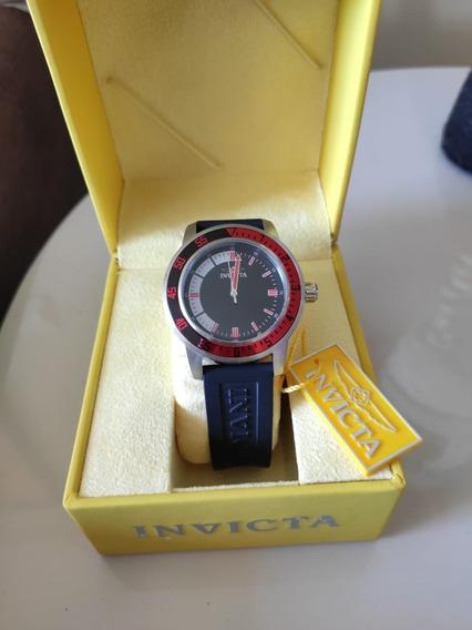 Relógio Invicta Specialty Black Dial 12845 Original
