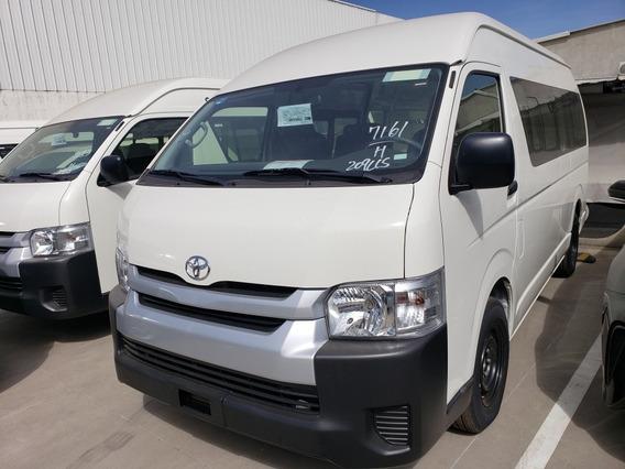 Toyota Hiace 3.5 Ventanas 2020
