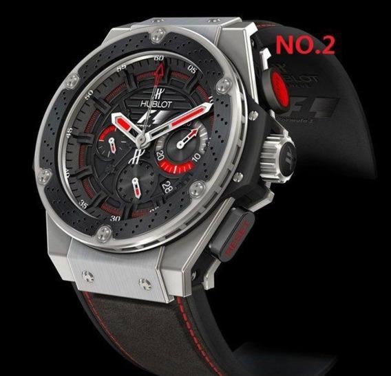 Relógio Hublot F1 Automático 100% Funcional