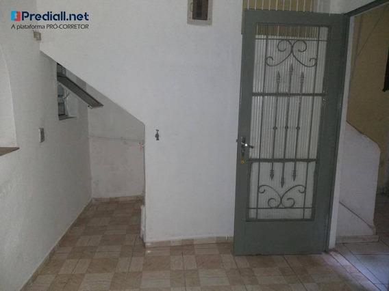 Casa Com 1 Dormitório Para Alugar - Vila Hermínia - São Paulo/sp - Ca0784