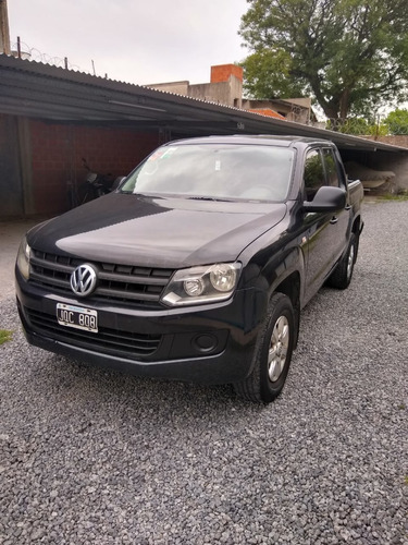 Vendo-permuto Excelente Volkswagen Amarok Startline Año 2011