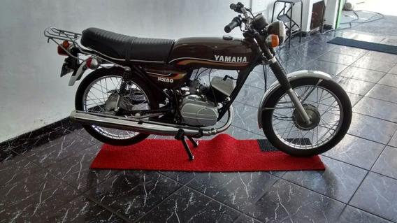 Rx 80 Yamaha - Raridade - Unico Dono - Restaurada