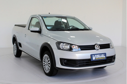 Volkswagen Saveiro 1.6 Startline Cs Flex 2p Manual - 2016 -