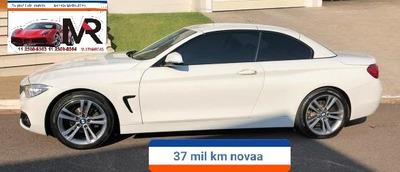 Bmw 420i 2.0 Sport Gp Cabrio Impecável