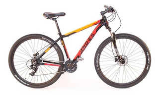 Bicicleta Andes Thunder X Bassano Hidráulico 29 Shimano Mtb