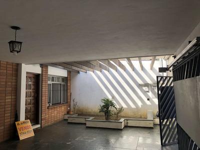 Casa Com 3 Dorms, Jardim Monte Kemel, São Paulo - R$ 800 Mi, Cod: 3166 - V3166