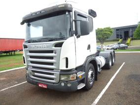 Scania G 420 6x2 2008/2008 (trucado Molas) (ub)