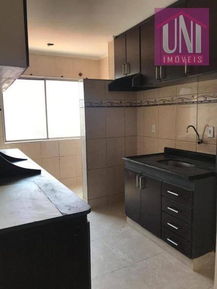 Apartamento Com 2 Dormitórios À Venda, 61 M² Por R$ 185.000,00 - Jardim Alzira Franco - Santo André/sp - Ap1497