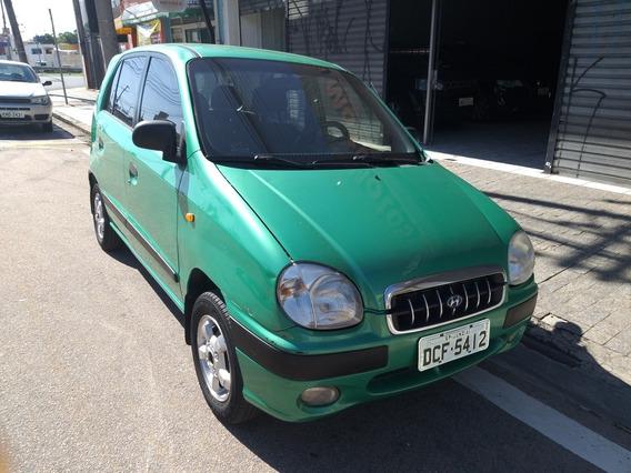 Hyundai Atos 1.0 Prime Gls Aut. 5p 2000