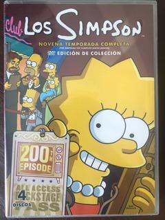 Dvd Los Simpson Temporada 9 / The Simpsons Season 9