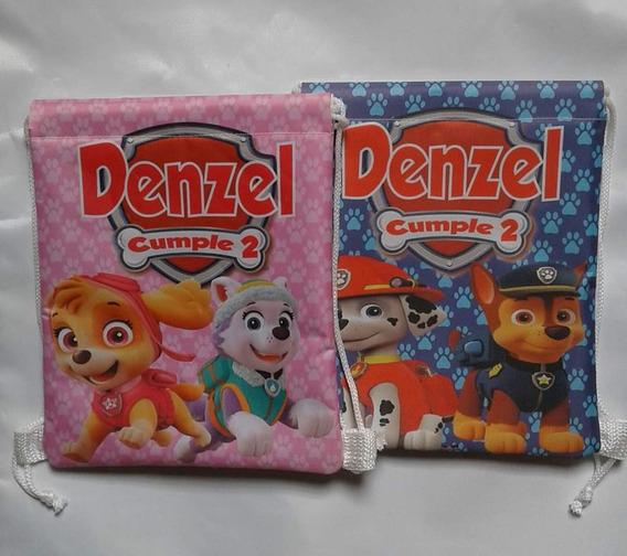 Dulcero Personalizado, Morralito, Fiestas Infantiles