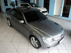 Mercedes-benz Classe C 1.8 Cgi Avantgarde 4p 2011