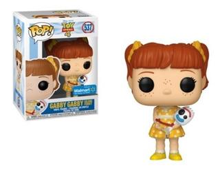Funko Pop Gabby Gabby Forky Toy Story Exclusivo A Pedido