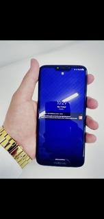 Celular Motorola Moto G7 Power 64g - Azul